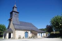 L'eglise de Geus d'Arzacq