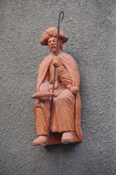 Un Compostellou à Arthez de Béarn