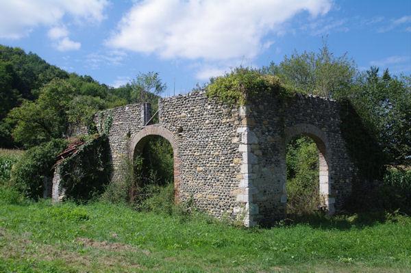 Les ruines de Guironolé