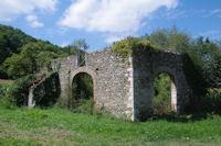 Les ruines de Guironole