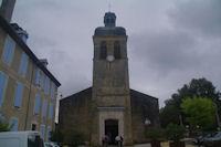 L'eglise de Navarrenx