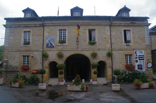 La porte Est de Navarrenx