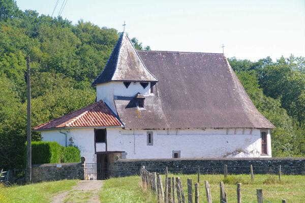 L_église d_Olhaïby
