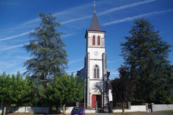 L_église de Uhart Mixe