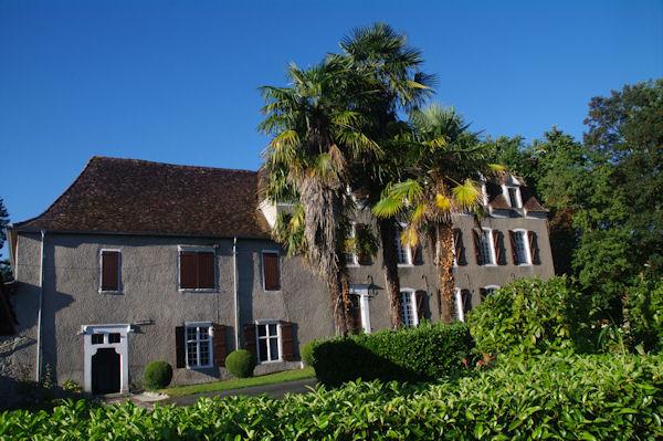 Le château de Joanthau