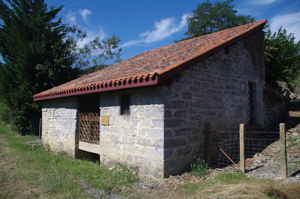 L_ancien moulin du Prieuré Hopital d_Utziat