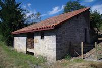 L'ancien moulin du Prieure Hopital d'Utziat