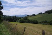 Le vallon du Tosca vers Ouissia