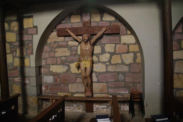 Christ dans l_église de St Jean le Vieux