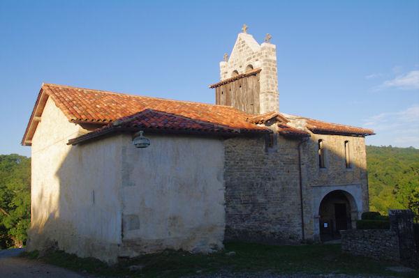 La chapelle de Harambeltz