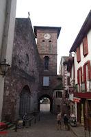 La porte Ouest de St Jean Pied de Port