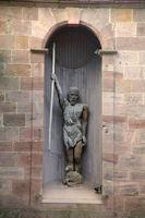 La porte Ouest de St Jean Pied de Port, detail