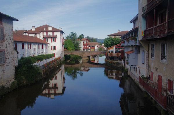 La Nive à St Jean Pied de Port
