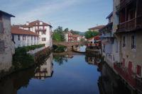 La Nive a St Jean Pied de Port