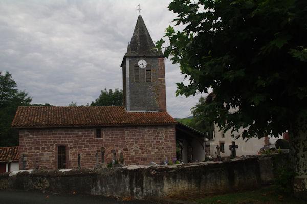L_église de Magdeleine