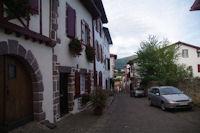 Le chemin de St Jacques a St Jean Pied de Port