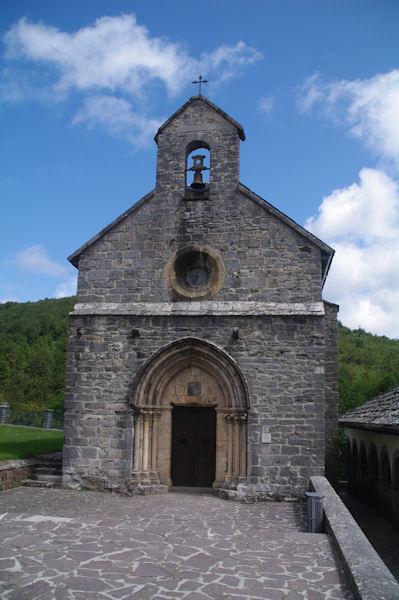 La Chapelle St Jacques à Roncevaux