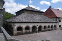 La Chapelle Sancti Spiritus a Roncevaux