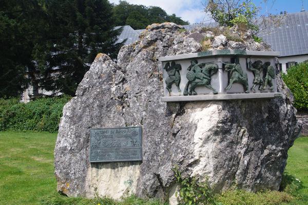 Le Mémorial de Roland à Roncevaux