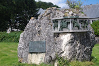 Le Memorial de Roland a Roncevaux
