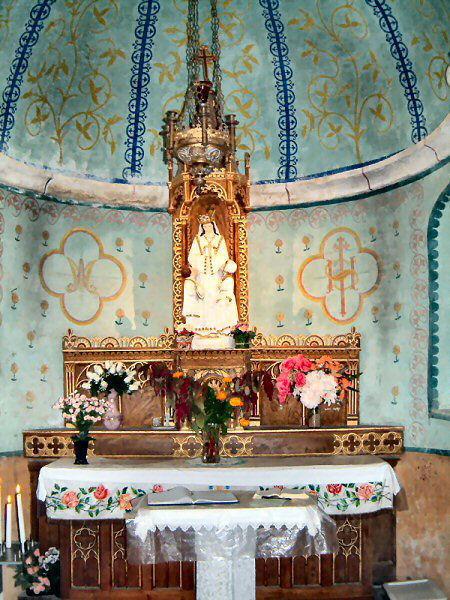 La Chapelle de Bastide