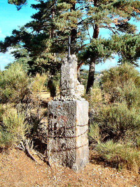 La Croix de Castanier