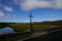 Le pont sur le Bes avant Montgros