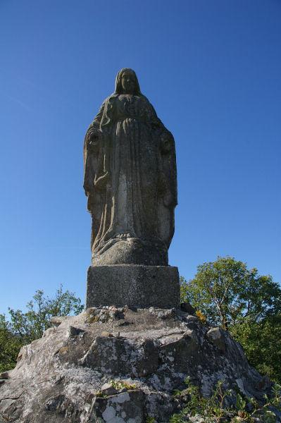 La Vierge du Puech de Vermus