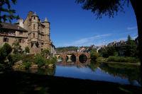 Le chateau d&#39Espalion