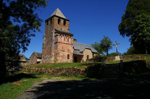 L'église de St Pierre