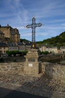 Le pont sur le Lot a Estaing