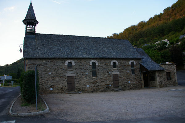 Le gîte de la Chapelle à Estaing