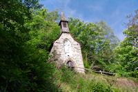 La chapelle Ste Foy vers les Fourques
