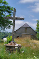Une croix vers Prayssac