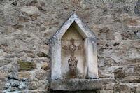 Une croix a Roumegoux