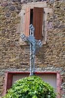 Une croix a Firmi