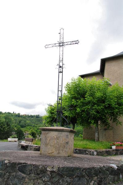 Une croix à Firmi