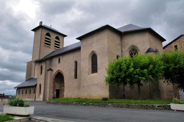 L_église de Firmi