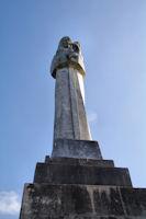 La Vierge a l'enfant d'Aubin