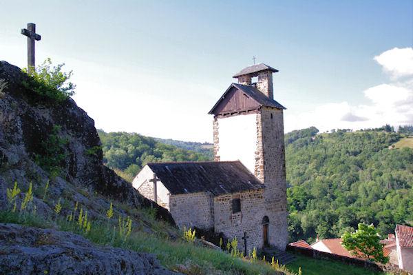 L_eglise du Fort à Aubin