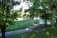 Un petit jardin a Cransac