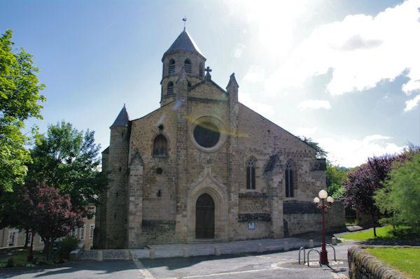 L_église d_Aubin