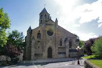 L'eglise d'Aubin