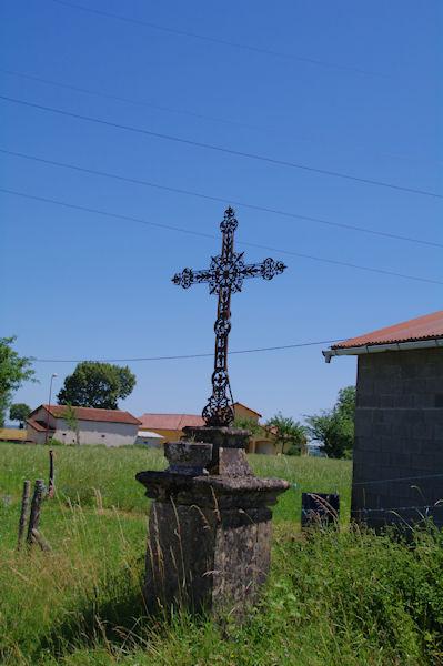 Une croix à Galgan