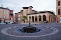 Place Thiers a Gaillac