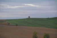 Un moulin en ruine vers Les Bouyols