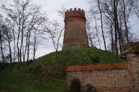 La tour du hameau des Mouraches