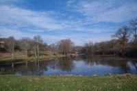 Un laquet sur le ruisseau de St Laurent