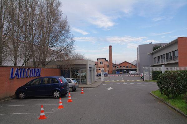 La fameuse usine Latécoère
