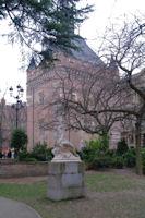Les arrieres du Capitole a Toulouse